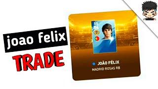 Joao felix trade pes 2020 mobile