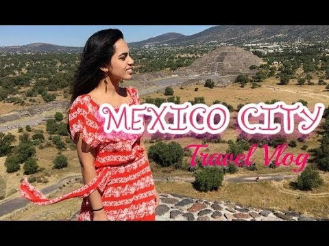Exploring Mexico City! | TRAVEL VLOG