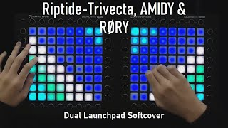 Riptide-Trivecta, AMIDY & RØRY /Dual Launchpad Softcover