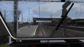 Train Simulator 2014 (Railworks) UK Class 43 HST on the ECML
