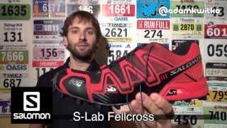 Salomon S-Lab Fellcross softground trail-shoe  - TESTED + REVIEWED