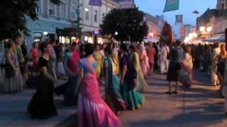 Ratha Yatra ,3.dio, Novi Sad,8.juli  2015.