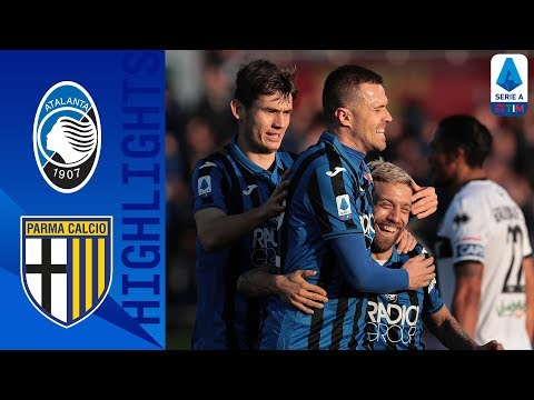 Atalanta 5-0 Parma | Atalanta Hit 5 In Magnificent Performance! | Serie A TIM
