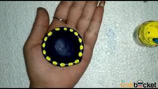 Diwali 2K18 Diya Decoration | The Craft Bucket | Craft Bucket