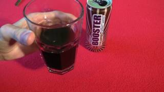 Energy Drink Review Booster Coffee German