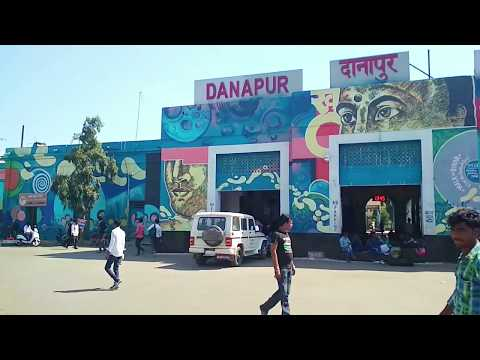 Danapur Railway Station in Patna, Bihar