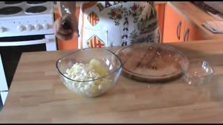 Bosanska Salata Sa Krompirom