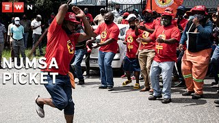 Numsa staged a picket outside various Macsteel offices around the country on 18 January 2021. The union is demanding that the almost 100 employees who were retrenched in December be reinstated, saying the process was illegal.