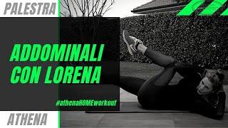 Athena Home Workout Addominali