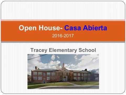 Tracey SchoolBack to School Video