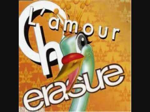 ERASURE  Oh L'Amour Best mix!!!