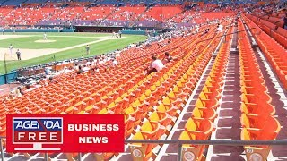Baseball Attendance Down Sharply in 2018 - LIVE COVERAGE