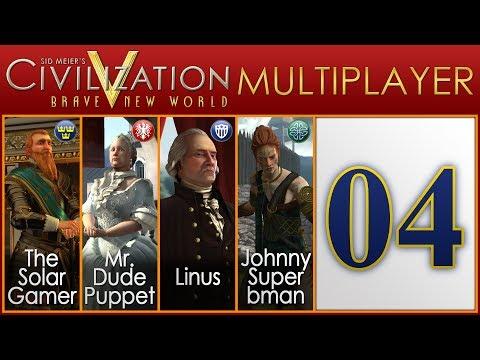 Civilization V Brave New World Multiplayer as Sweden - Episode 4 ...Global Bankruptcy...