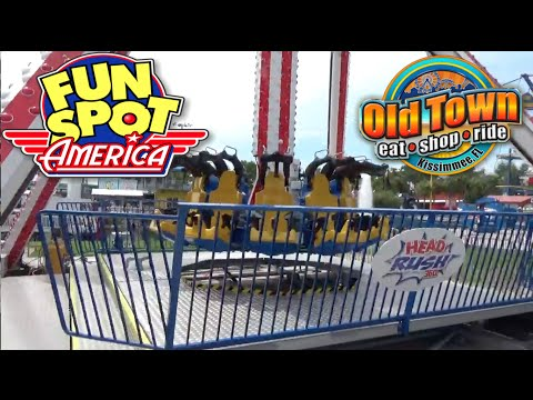 Old Town and Fun Spot Kissimmee Update
