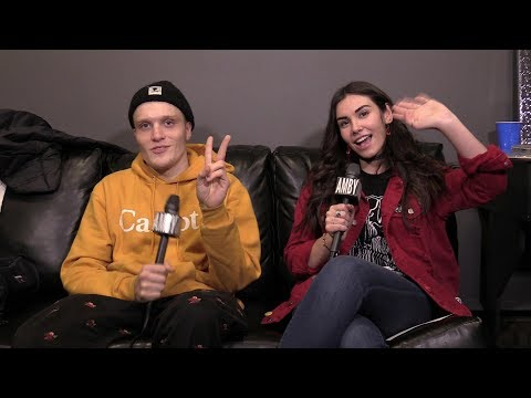 Interview with Neck Deep (Round Two)