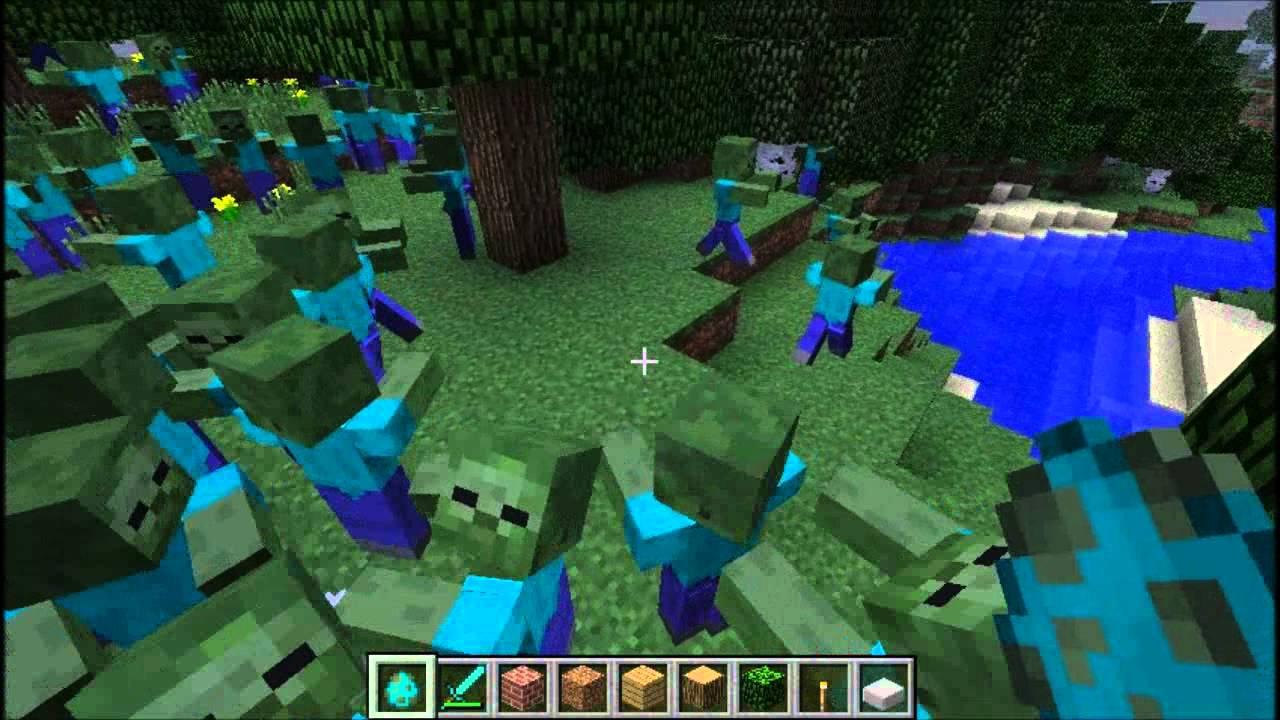minecraft zombie sound download