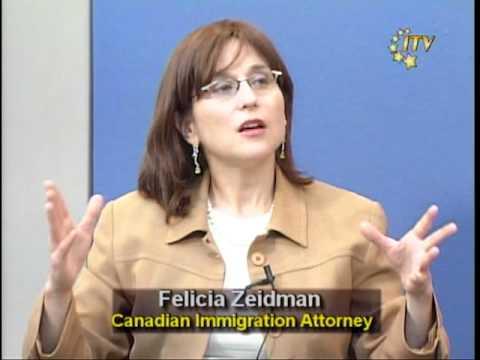 Canadian Immigration Part 1 (David H Nachman, Michael Phulwani and Felicia Zeidman)