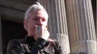 Give me some Truth - song for Julian Assange