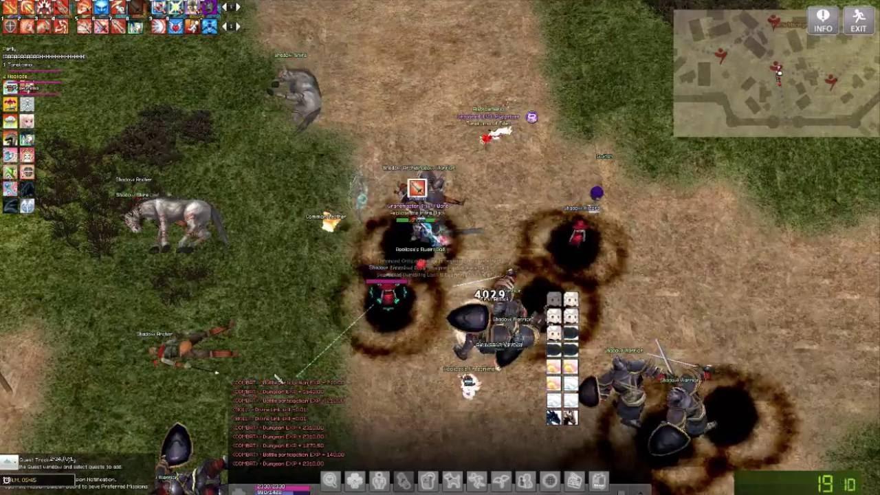 mabinogi defeat the shadow wizard