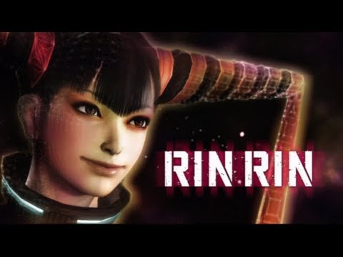 Anarchy Reigns - Rin Rin Boss Fight