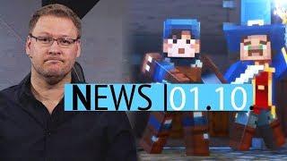 Neues Minecraft-Spiel - Termin-Info zu Last of Us 2 - Bessere Grafik für Far Cry 5 -  News