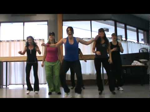 Zumba Choreography~Crazy little thing called love.MPG