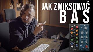 JAK MIKSOWAĆ BAS || Pełna Analiza Miksu [Fender Jazzbass]