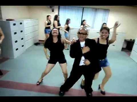 Gentleman Parody by Philcom Finance and Admin 2013