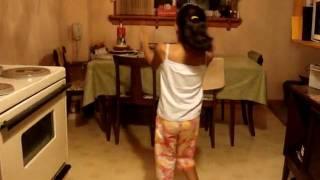 shachi shah dancing and having fun.