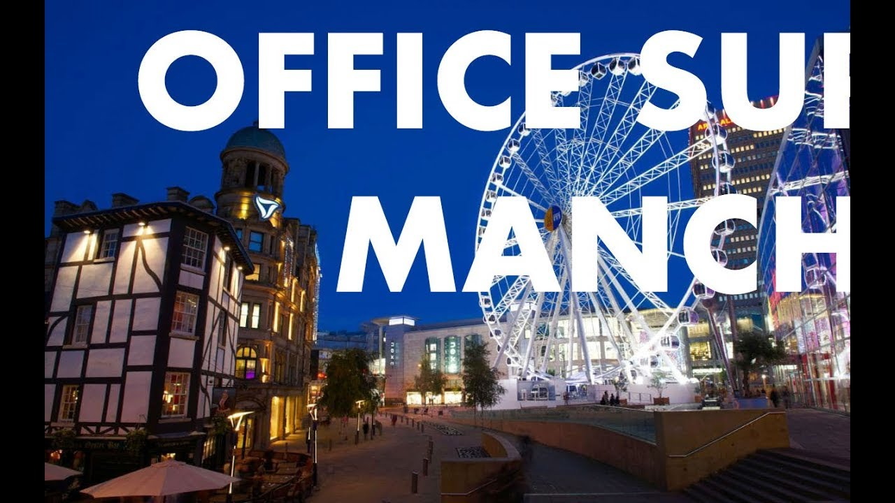 Office Supplies In Manchester