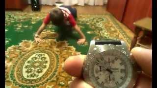 Рекорд Украины отжимания 52 раза за 30 секунд(Не зафиксированный рекорд - но вроде получилось))) Михаил 8 лет., 2015-01-29T07:38:20.000Z)