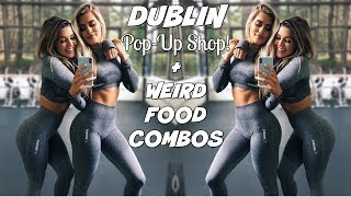 DUBLIN VIKING ADVENTURES | WEIRD FOOD COMBINATIONS WITH ME | VLOG
