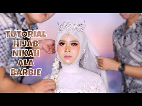 Hijabin Pengantin Cuman 7 Menit | AYYUNAZZUYYIN.
