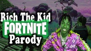 Rich The Kid - Plug Walk (Fortnite Battle Royale Parody)