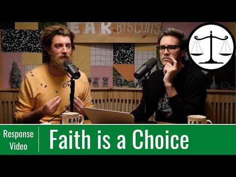 Faith is a Choice: A Response to Rhett and Link's Spiritual Deconstruction