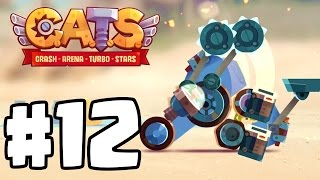 BRAND NEW BODY UNLOCKED & PRESTIGE 2 | C.A.T.S | Crash Arena Turbo Stars Gameplay Part 12