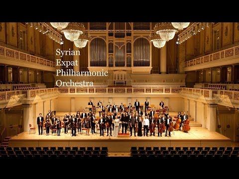 Suad Bushnaq | Tomorrow | Syrian Expat Philharmonic Orchestra | غداً