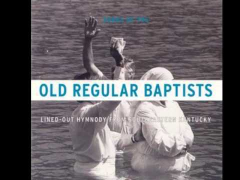Indian Bottom Association Old Regular Baptists - Guide Me O Thou Great Jehova