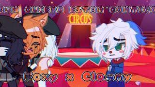 💞Aún quiero estar contigo! { Foxy x Clowny }💞 {yaoi}☕