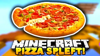 Minecraft - PIZZA SPLEEF! #1 (EAT POWER UPS!) - w/Preston, Vikkstar123, Jerome, Jason & Tyler
