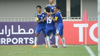 Video Yadanarbon vs Home United (AFC Cup 2017: Group Stage) download MP3, 3GP, MP4, WEBM, AVI, FLV April 2017