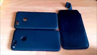 Чехлы для Xiaomi mi A1 и Mi5X