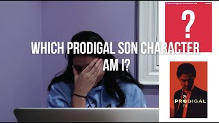 Which Prodigal Son Character Are You?   BuzzFeed Quiz