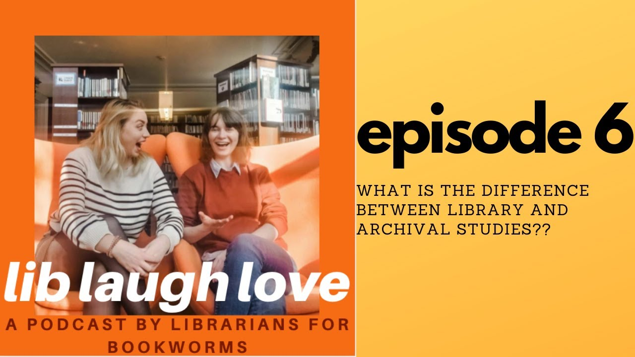 Download Lib Laugh Love: Differences between an MLIS and an Archival Specialization At Library School!