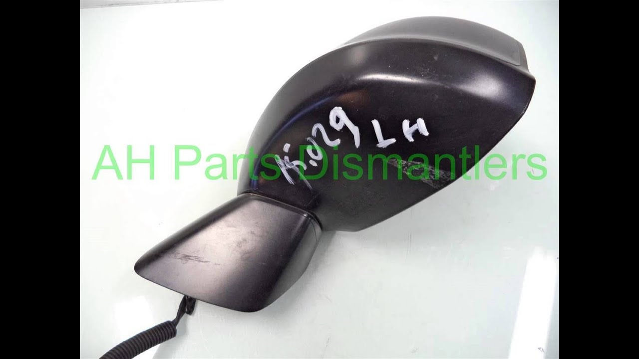 2013 Honda Civic Lh Side Rear View Mirror Gray Ahparts Com Used