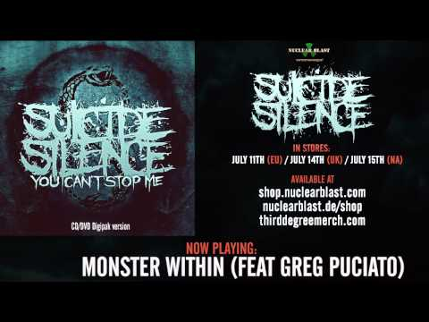 SUICIDE SILENCE - You Can't Stop Me (OFFICIAL ALBUM STREAM)