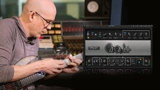 PRS SuperModels Amp Plugin Demo with Devin Townsend