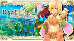 Let's Play Rune Factory 4 Special
