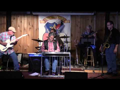 The Herb Steiner Band... Austin Steel Guitar Coop February 2014
