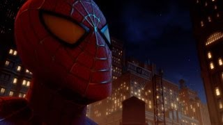 spider-Man: Friend or Foe Walkthrough - Opening Introduction